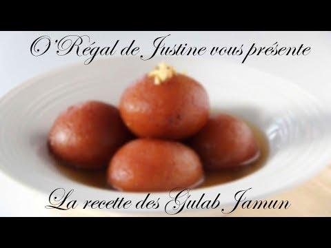 recette---gulab-jamun