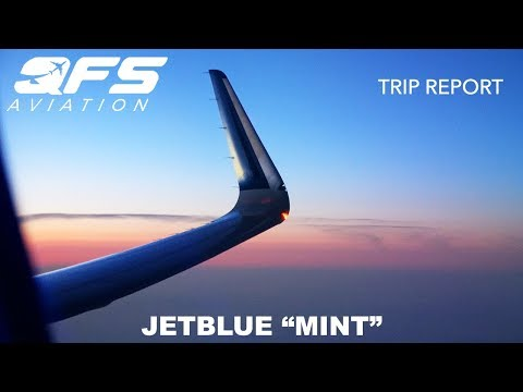 TRIP REPORT | JetBlue Airways - A321 - San Francisco (SFO) to New York (JFK) | Business Class