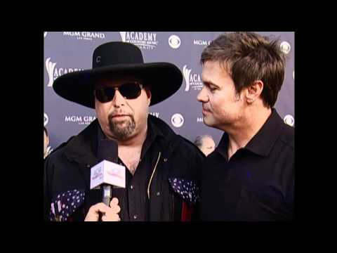 Academy of Country Music Awards - ACM Awards 2011- Montgomery Gentry Interview