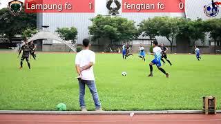 Lampung fc vs fengtian fc Pekan ke 5 Taiwan Indonesia Soccer language 2019