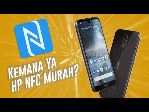 REKOMENDASI 5 HP DENGAN FITUR NFC TERMURAH THN 2020.