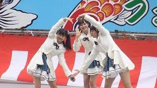 AKB48 Team8 (チーム8) 能登応援隊 〔今回の出演メンバー〕 北玲名(石...