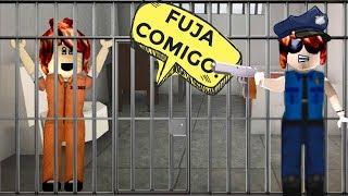 ESCAPE DA PRISÃO - ROBLOX - ESCAPE  PRISION