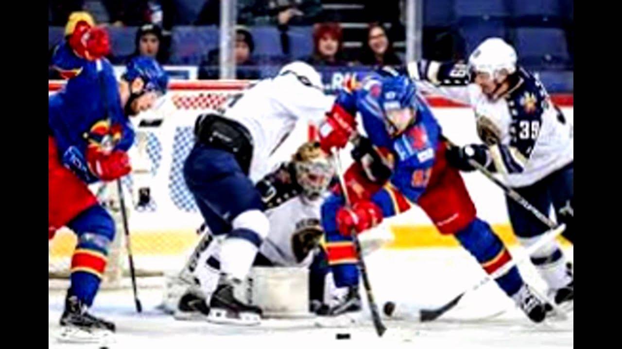 Ice Hockey Show Jokerit Helsinki Youtube