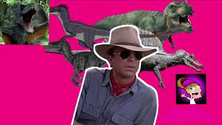 Jurassic Park 3 the musical live action Song made by LHUGUENY