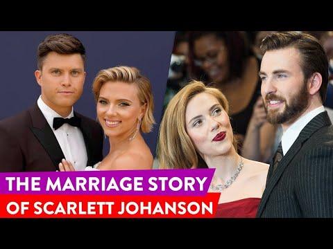 Untold Truth Of Scarlett Johansson  Love Life  ⭐ OSSA Radar