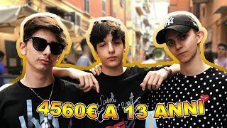 QUANTO COSTA IL TUO OUTFIT: 4560€ A 13 ANNI
