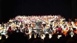 """Carmina Burana - Finale Frankfurt (Oder) - """"O Fortuna"""" - Howard Griffiths"""