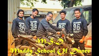 BEYONCE - 7/11 | Maddy School Of Dance | Maddy sir Choreography