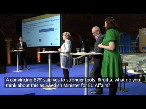 Citizenship dialogue about the future of the European Union