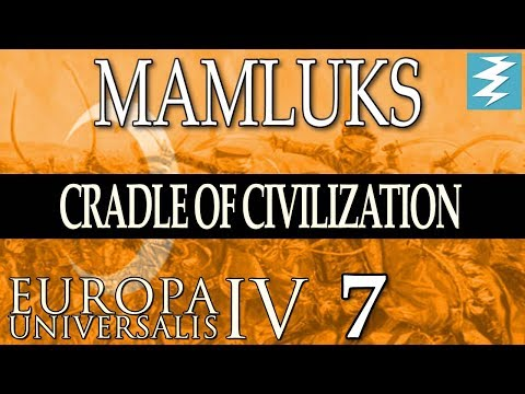 5 SKILL PHILOSOPHER [7] - MAMLUKES - Cradle of Civilisation EU4 Paradox Interactive