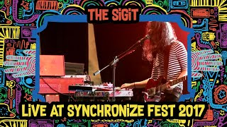 Gambar cover THE SIGIT Live at SynchronizeFest - 6 Oktober 2017