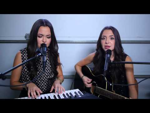 It Will Rain - Bruno Mars Cover by The Merrell Twins