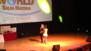 Adrian & Anita en el WORLD SALSA MASTERS CHAMPIONSHIP