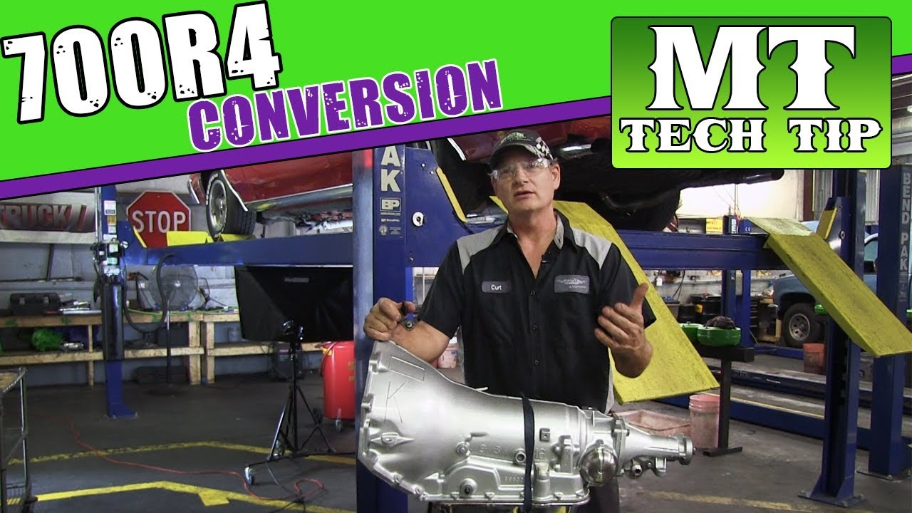 TH400 to 700R4 Conversion | In Depth How To