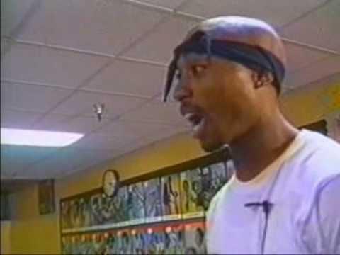 2Pac - Hip Hop Story Tha Movie - Tupac Shakur 1971-1996