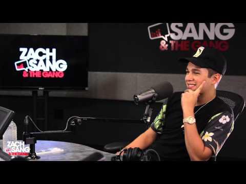 Austin Mahone on Camila Cabello