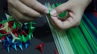Kerajinan Tangan Manik Manik Cantik Dari Sedotan Plastik Jilid 1