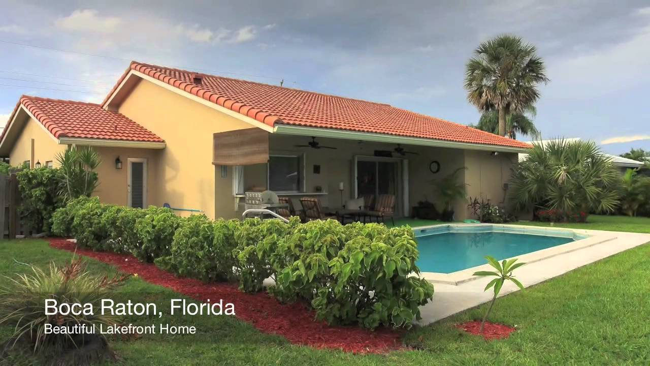 Boca raton real estate boca raton homes for sale youtube for Real estate cabins for sale