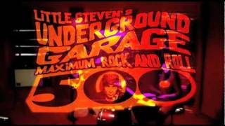 UNDERGROUND GARAGE 500TH SHOW PARTY INTRO