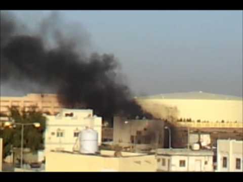 سلماباد: عملية جمرة الحرية للخواجه11-3-2012#Bahrain #Salmabad