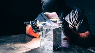 How to Weld Aluminum Foil