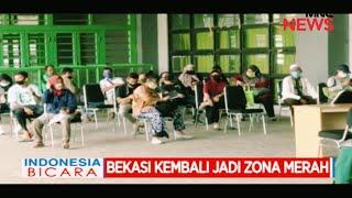 Kota Bekasi Kembali Jadi Zona Merah COVID-19 Part 01 - Indonesia Bicara 14/08