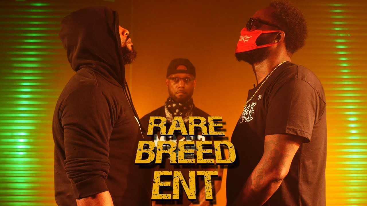 MATH HOFFA VS JAG & FULL MASK ON EVENT TRAILER - RBE