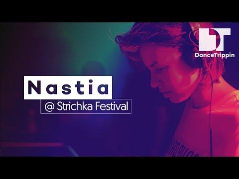 Nastia at Strichka Festival, Kyiv (Ukraine)