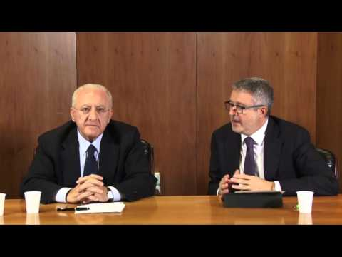 De Luca indagato, intervista al Mattino: «Mastursi ha sbagliato, non è Churchill»