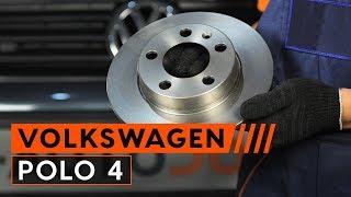 Montage Remblokken achter en vóór VW POLO (9N_): gratis video