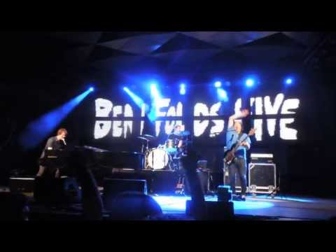 "Ben Folds Five ""Draw a Crowd"" Tanglewood 7/23/2013"