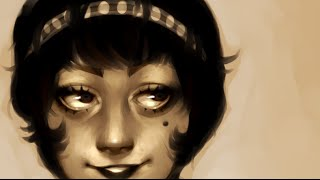 Speedpaint: [flapper Girl] By Kiwi
