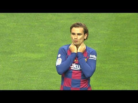 Antoine Griezmann debut for Barcelona 2019 | HD 1080i
