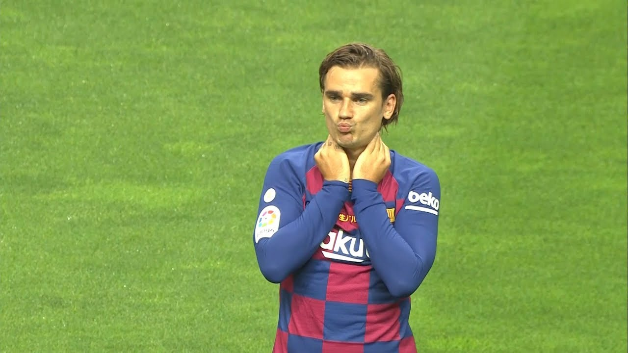 Photo of Antoine Griezmann debut for Barcelona 2019 | HD 1080i – الرياضة
