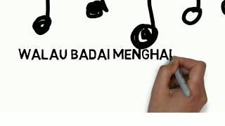 ADA BAND WALAU BADAI MENGHADANG LIRIK WHATSAPP STATUS