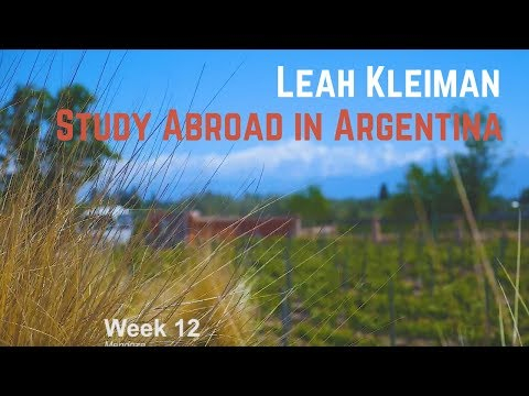 Leah Kleiman: Study Abroad in Argentina #12