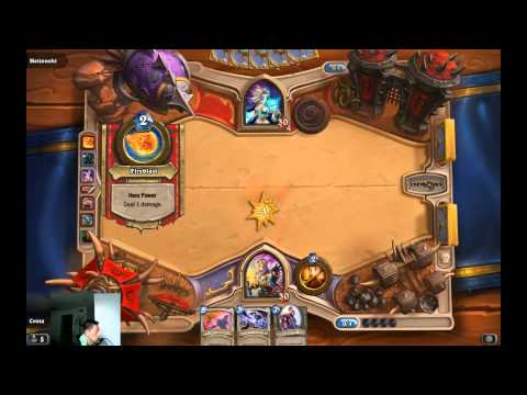 Hearthstone: Heroes of WarCraft - Arena - Hearthstone091