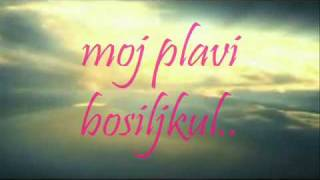 Mi Mu Thimonis Matia Mu (serbian lyrics)  - George Dalaras