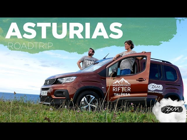 ASTURIAS ROADTRIP - ASTURIAS 2018  - ZXM