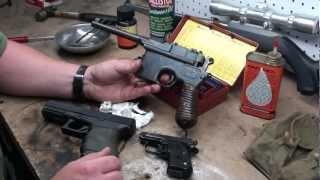 Gun Maintenance Guide