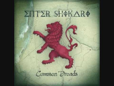 Enter Shikari - Antwerpen With Lyrics