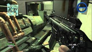 "MW3 Multiplayer -  LIVE Commentary w/ Ali-A - ""Modern Warfare 3"" Gameplay (Call of Duty Online)"