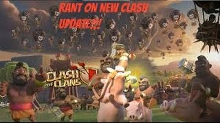 CLASH OF CLANS 2016 UPDATE●DID IT FIX FARMING?/ WHAT ELSE NEEDS TO BE FIXED