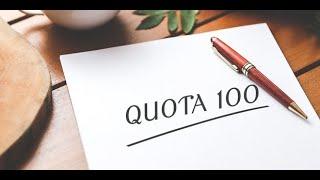Pensione quota 100, quando presentare domanda di ?