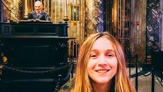 New Hogwarts Castle Projection Show | New Harry Potter Castle Show