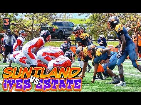13u Suniland Sundevils vs Ives Estate | Youth Football Highlights