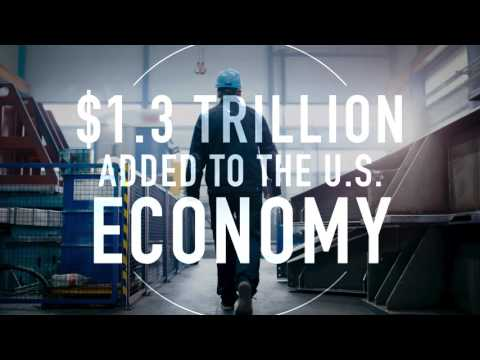 Natural Gas and Oil Industry Supports 10.3 Million U.S. Jobs