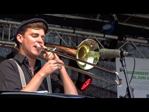 Joe White and the Hot Seven Dwarfs Live @Cologne University Summer Festival 2016 – Part 4