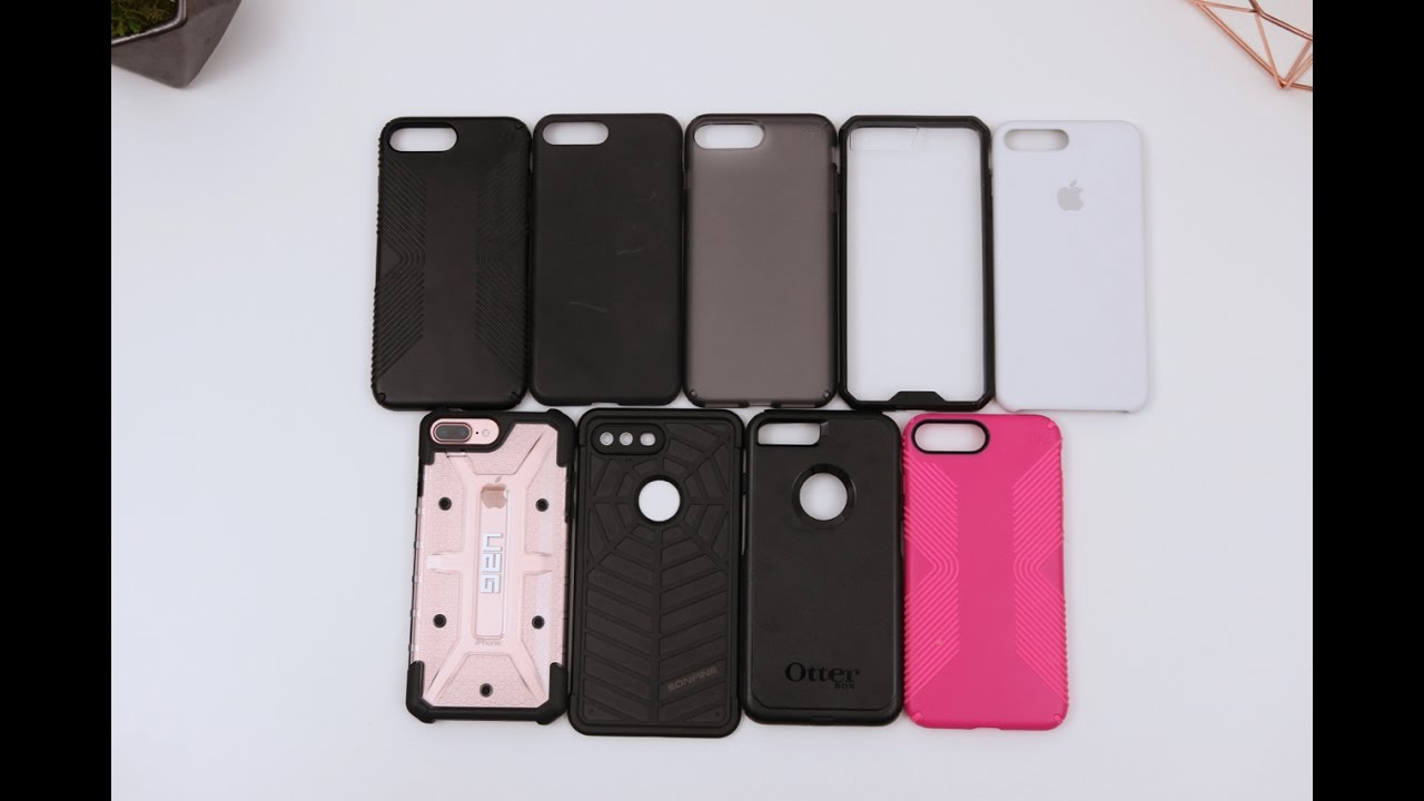 Giveaway iphone 7 plus case speck black